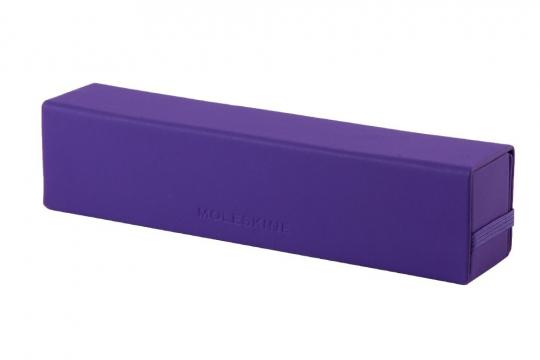«Moleskine«-Etui, violett.