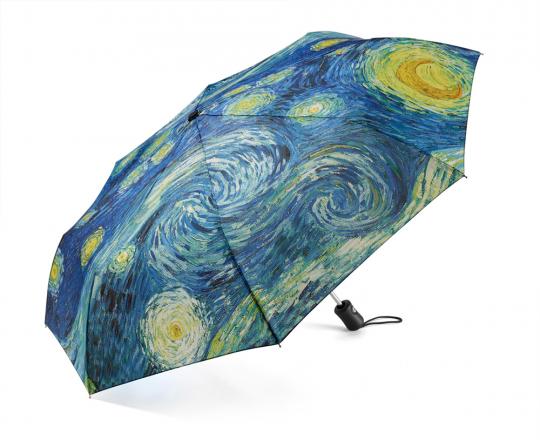 MoMA Taschenschirm »Sternennacht«.