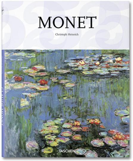 Monet. Monographie.