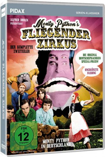 Monty Python's Fliegender Zirkus. DVD.