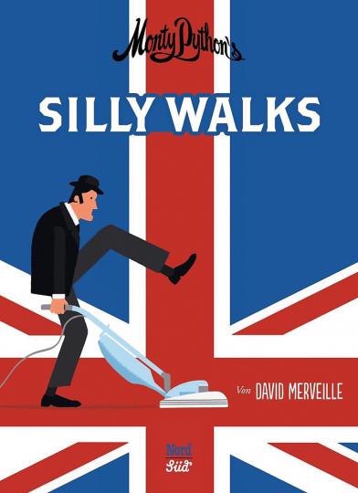Monty Python's Silly Walks.