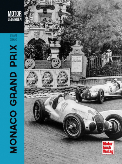 Motorlegenden Monaco Grand Prix.