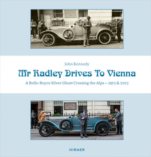 Mr Radley Drives To Vienna.
