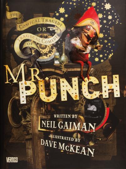 Mr. Punch. Ausgabe zum 20-jährigen Jubiläum.