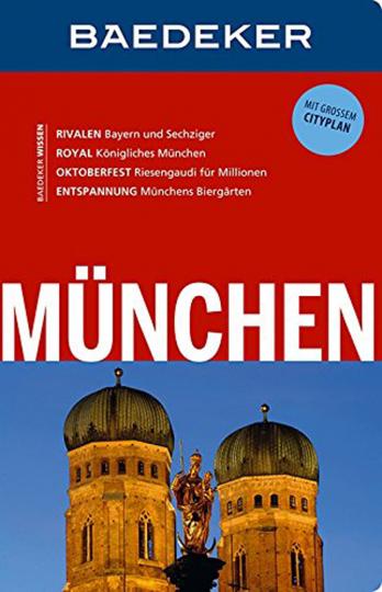 München - Mit großem City-Plan