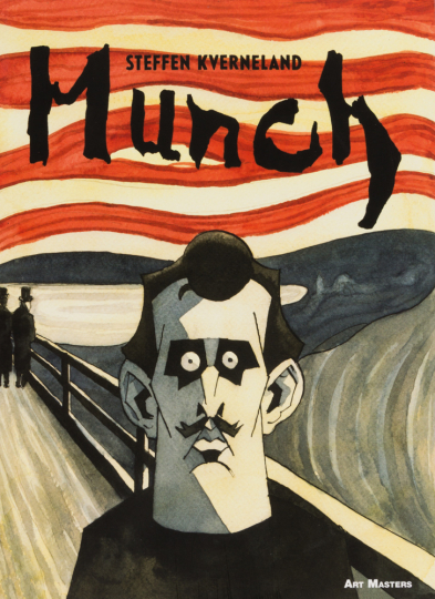 Munch. Graphic Novel.