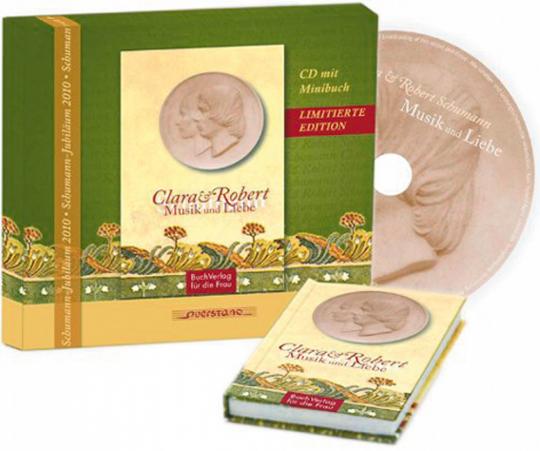 Musik und Liebe - Mini-Buch mit CD