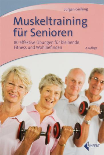 Muskeltraining für Senioren.