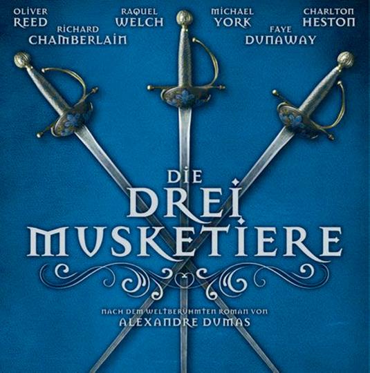 Musketier-Box 2 DVDs