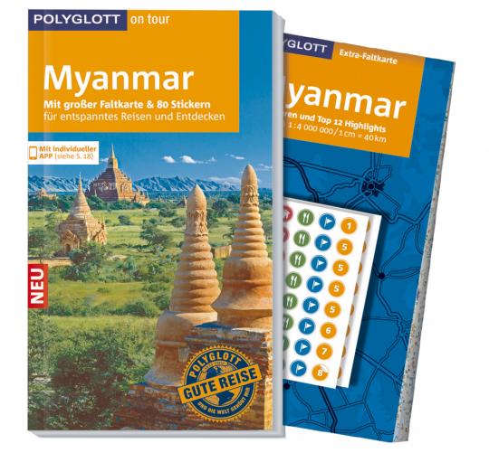 Myanmar - Reiseführer