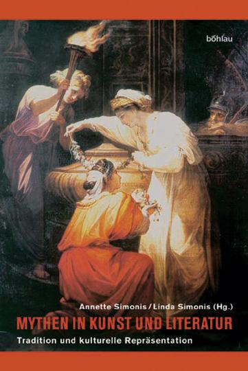 Mythen in Kunst und Literatur. Tradition und kulturelle Repräsentation.