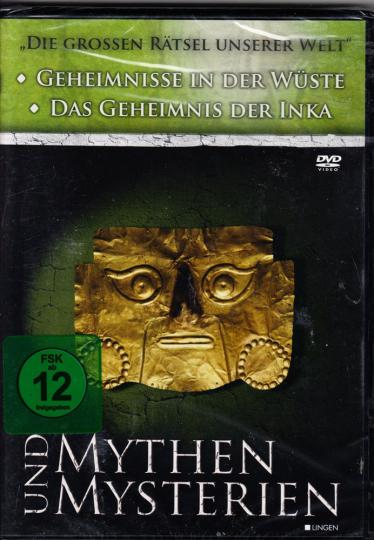 Mythen und Mysterien - Große Rätsel unserer Welt - 2 Folgen
