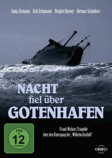 Nacht fiel über Gotenhafen DVD