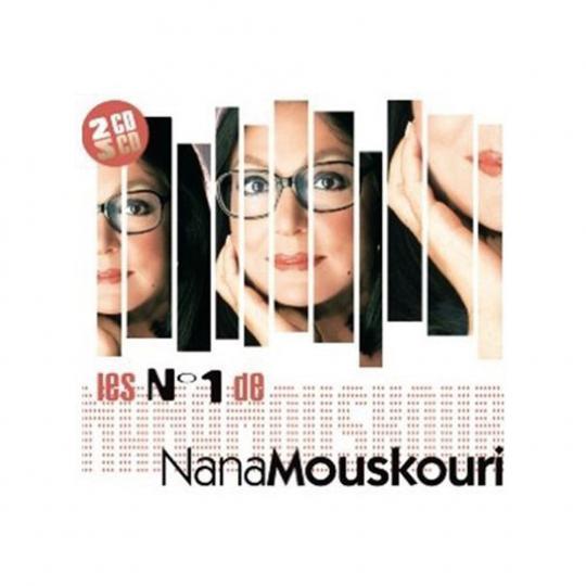 Nana Mouskouri. Les No. 1. 2 CDs.
