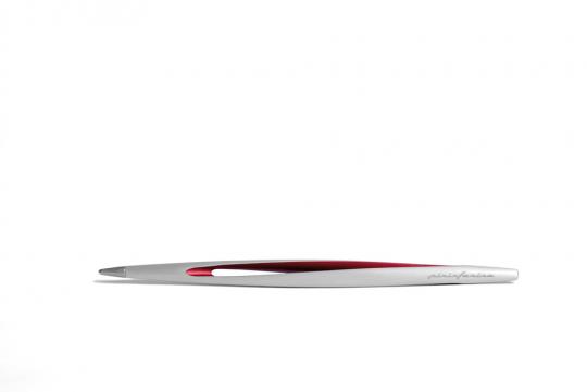 Stift »Napkin Pininfarina«, Aero rot.