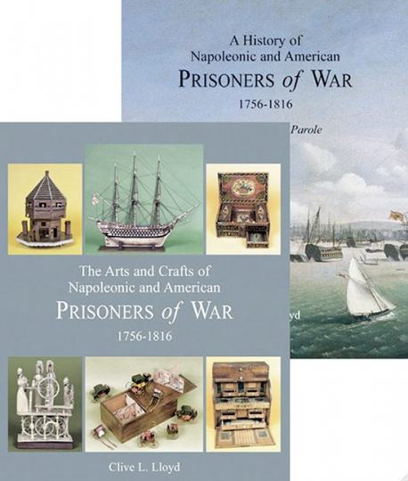 Napoleonic and American Prisoners of War. 2 Bände.