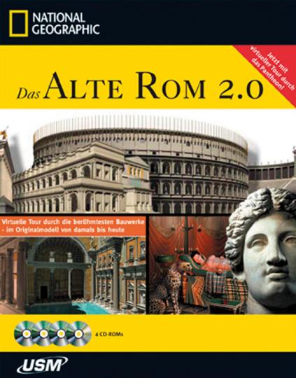 National Geographic: Das Alte Rom 2.0.