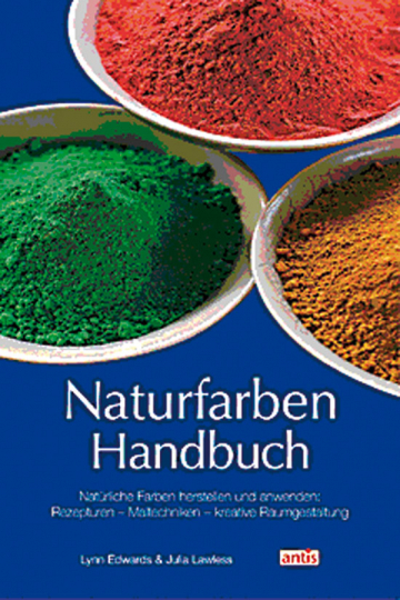 Naturfarben-Handbuch.