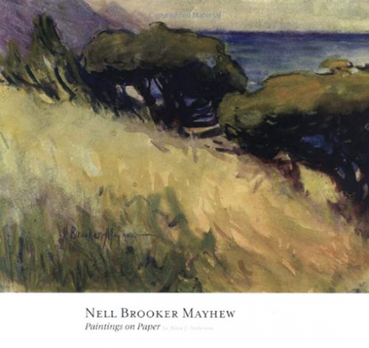 Nell Brooker Mayhew. Paintings on Paper.