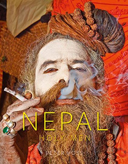 Nepal. Holy Men.
