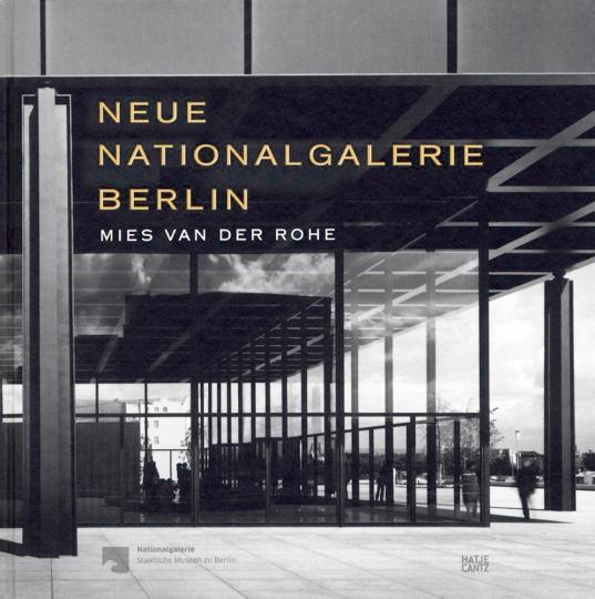 Neue Nationalgalerie Berlin - Mies van der Rohe
