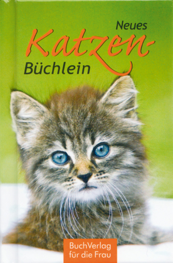 Neues Katzen-Büchlein - Mini-Ausgabe