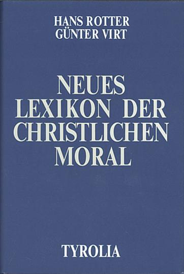 Neues Lexikon der christlichen Moral