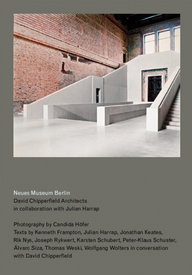 Neues Museum Berlin. David Chipperfield Architects in Collaboration with Julian Harrap.
