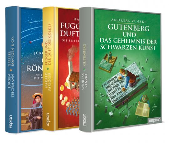 Neuzeit für Jugendliche. 3 Bände im Paket.