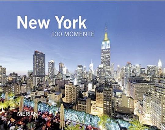 New York 100 Momente.