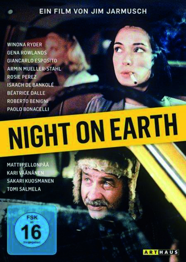 Night on Earth (OmU). DVD.