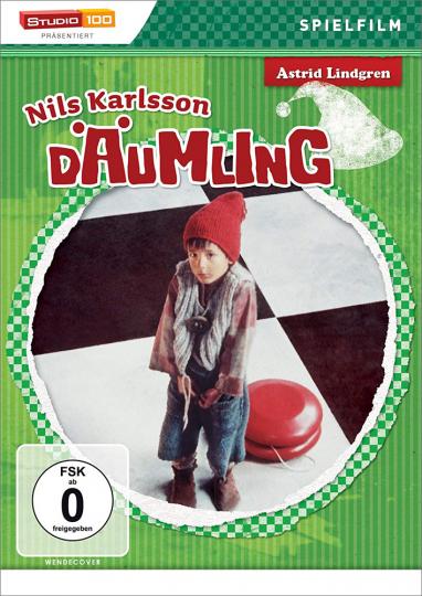 Nils Karlsson Däumling. Nach dem Roman von Astrid Lindgren. DVD.