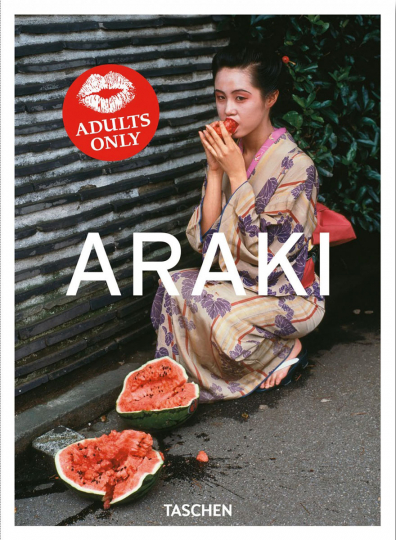 Nobuyoshi Araki.