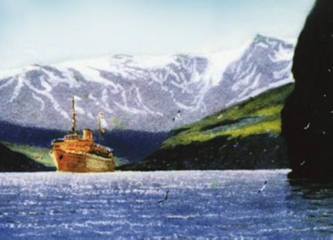 Nordlandreise 1939, DVD