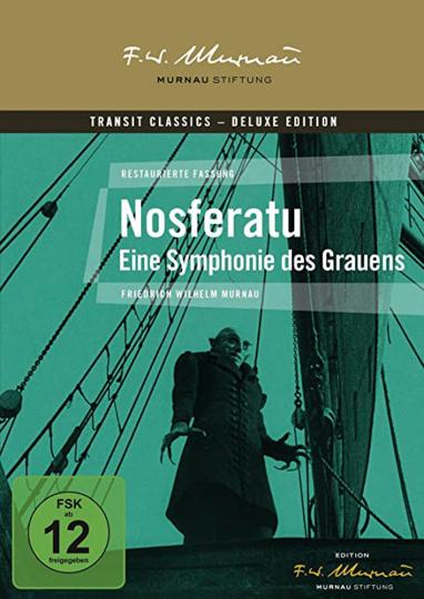 Nosferatu - Eine Symphonie des Grauens. DVD.