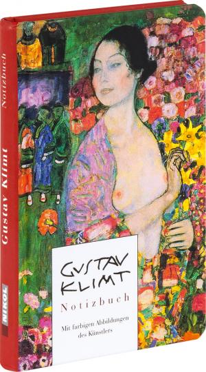 Notizbuch. Mit Motiven von Gustav Klimt.