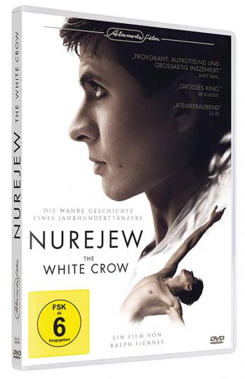 Nurejew - The White Crow. DVD.