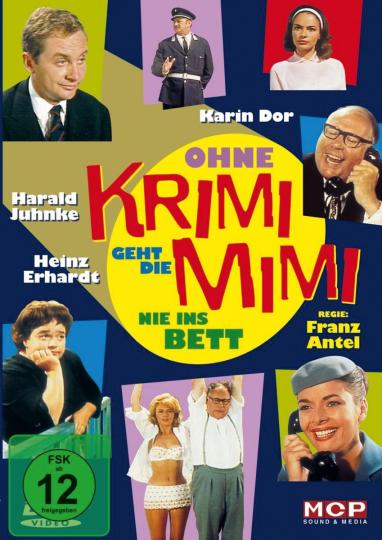 Ohne Krimi Geht Die Mimi Nie ins Bett. DVD