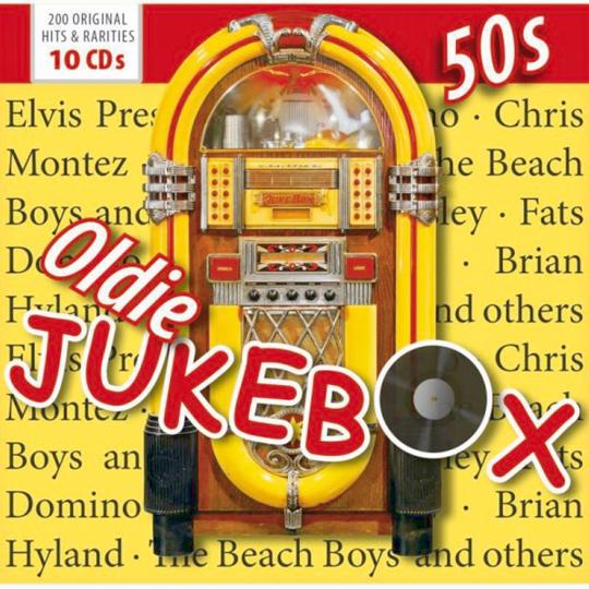 Oldie Jukebox - Vol. 2 10 CDs