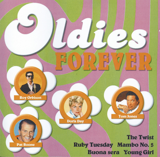 Oldies forever 2 CDs