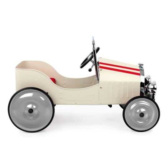Oldtimer-Tretauto »Classic«, beige.