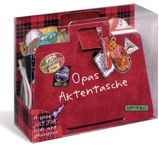 Opas Aktentasche.