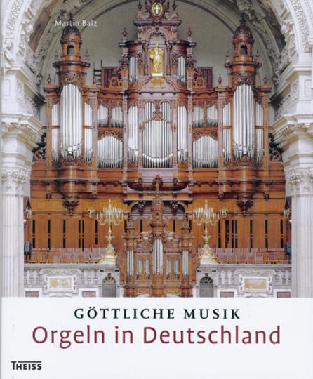 Orgeln in Deutschland.