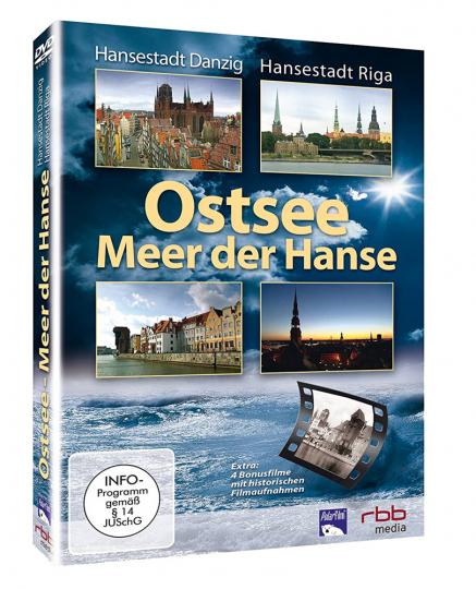 Ostsee - Meer der Hanse DVD