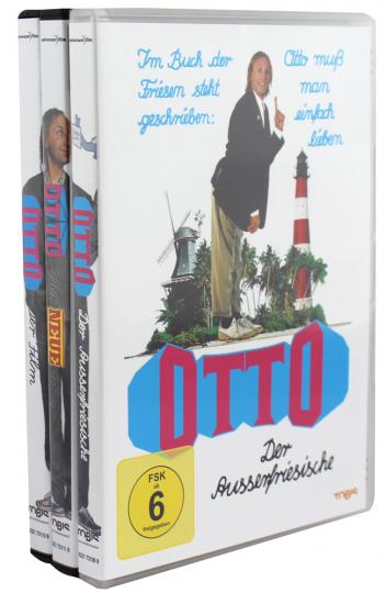 Otto 3 DVDs im Set