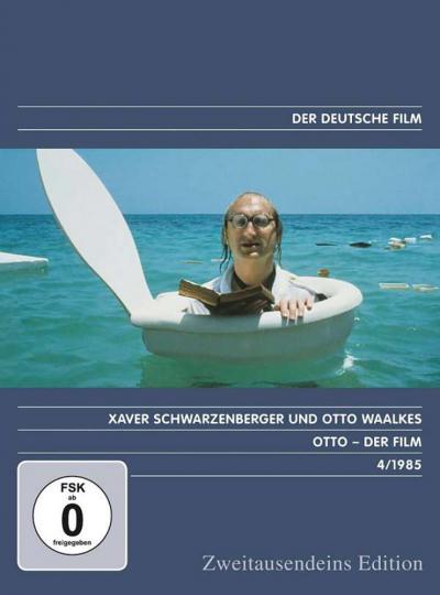 Otto. Der Film. DVD.