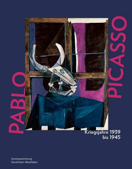 Pablo Picasso. Kriegsjahre 1939 bis 1945.