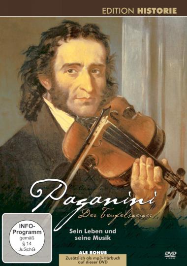 Paganini - Der Teufelsgeiger DVD