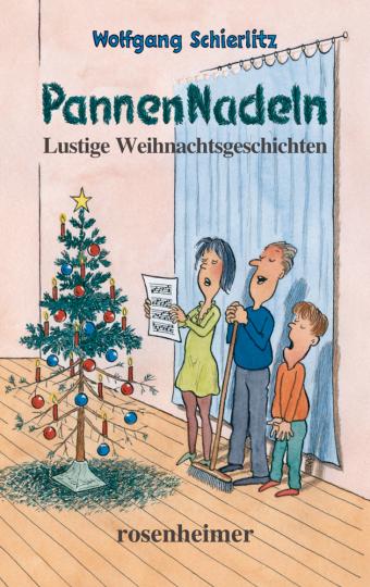 PannenNadeln - Lustige Weihnachtsgeschichten