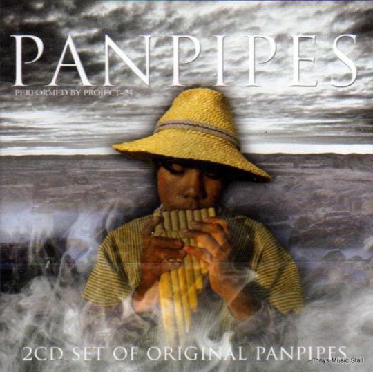 Panpipes 2 CDs